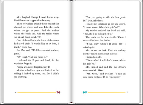 Junie B. Jones and the Stupid Smelly Bus - English 271 Reading ...
